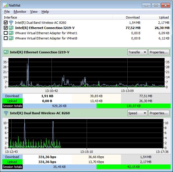 Network Meter 2.3.0 full