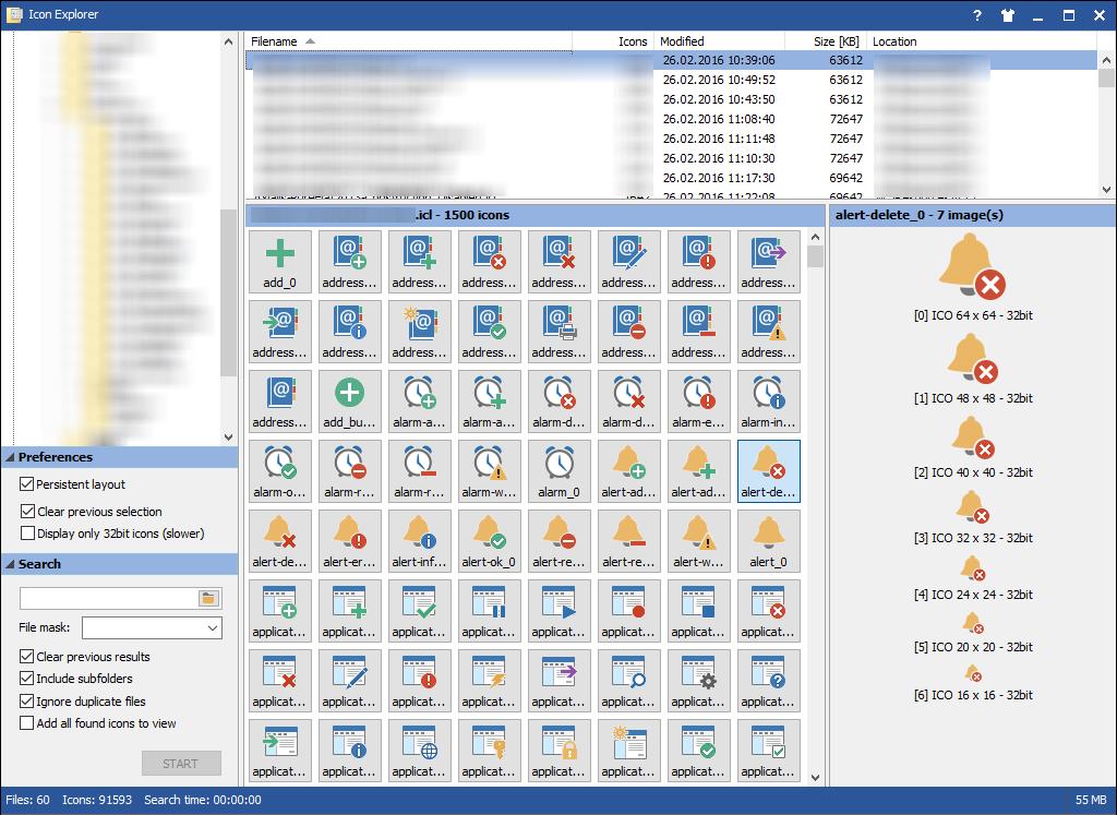 Icon Explorer 5.2.0 full